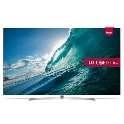 LG OLED Smart 3D TV 55 Inch - B7V