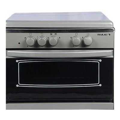 LG Gas Cooker Table Top 3 Burners With 1 Electric Plate MAXI MIDI