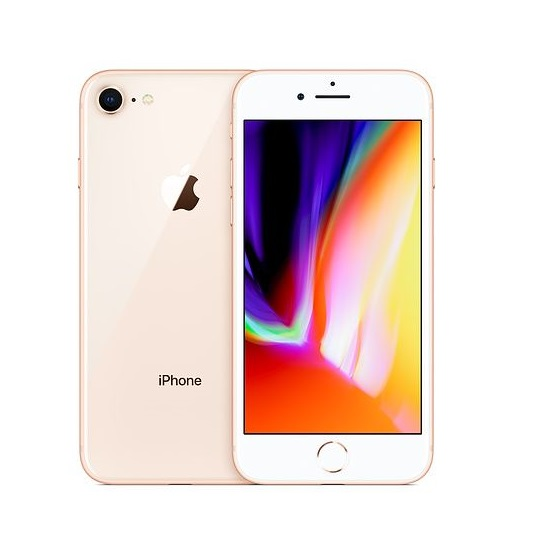 Apple iPhone 8 iOS 11 Smartphone 2 GB RAM 64 GB – Gold