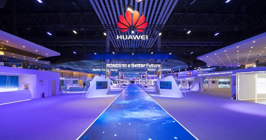Google not happy with huawei ban