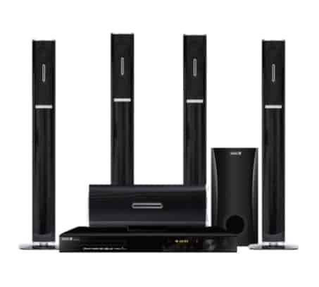 Scanfrost HOME THEATER