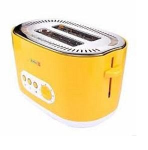 Scanfrost Toaster Yellow