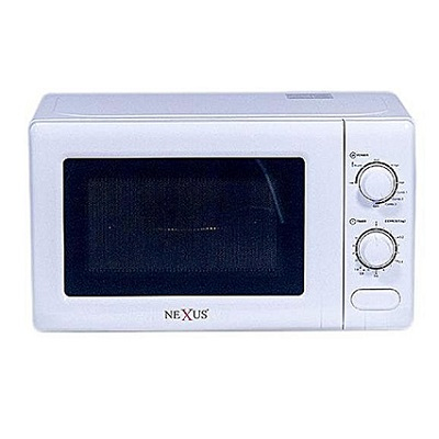 Nexus Microwave With Grill White 20 L - NX9201