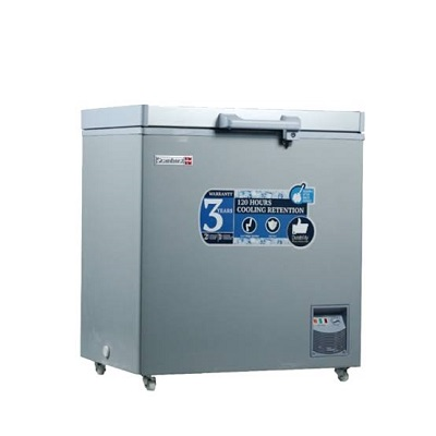 Scanfrost 151L Chest Freezer