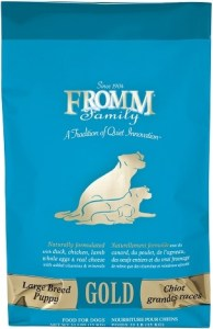 Fromm Large Breed Puppy Dog Food - Best Large Breed Puppy Food