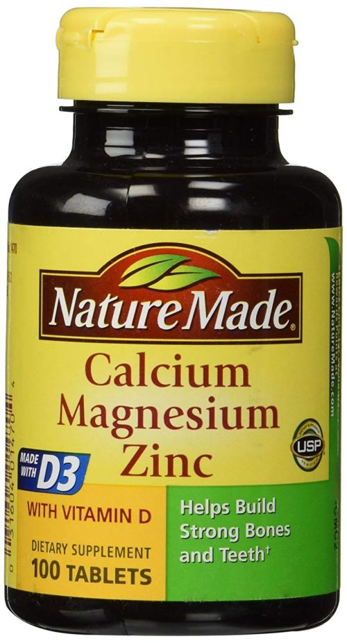 Nature Made Calcium Supplements for Dogs