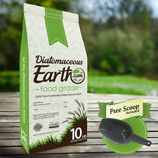 *Top Rated* Food Grade Diatomaceous Earth 10 Lbs
