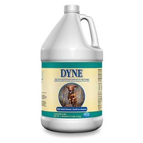 Dyne High Calorie Liquid for Dogs, 1 Gallon