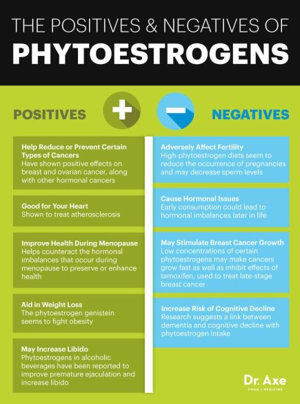 Phytoestrogens Graphic Dog food formulas without Phytoestrogens