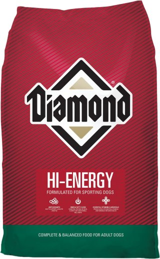 Diamond Hi-Energy Dog Food Formula on Chewy.com