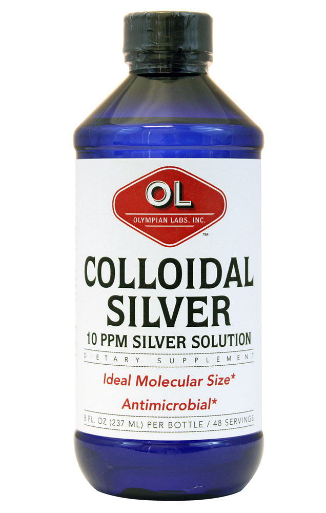 Can Dogs Drink Colloidal Silver