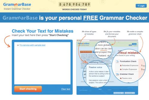 Grammar foundation