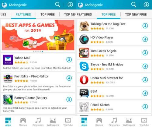 mobogenie app
