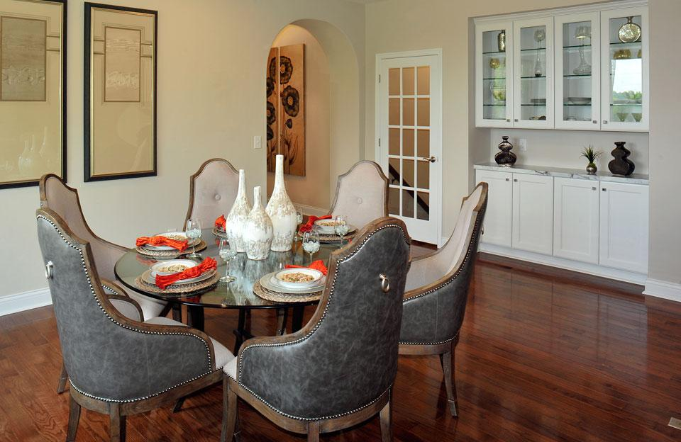 A trio of case studies sheds light on functional kitchen designs for families. Casselberry at Triple Crown - Saratoga Springs Patio Homes   Union, KY