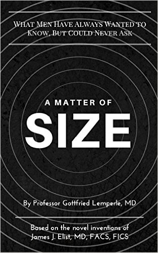 A Matter of Size Book Cover Image