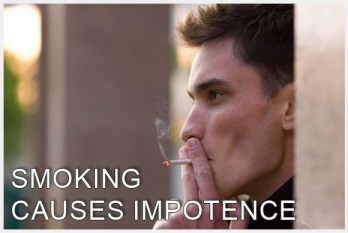 Smoking Cause Impotence