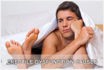 Erectile Dysfunction Causes, nuts