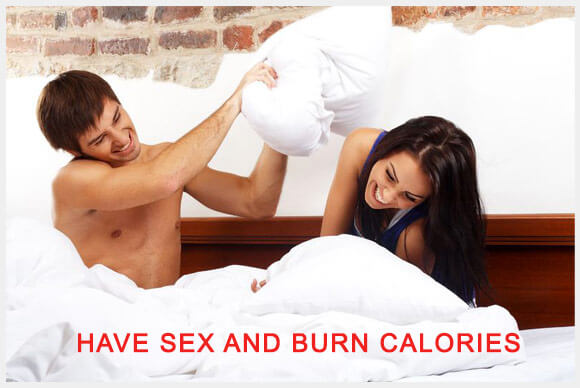 How Many Calories Do You Burn Sex