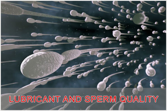 Lubricant and Sperm Quality