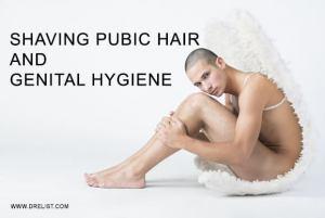 Shaving Pubic Hair And Genital Hygiene image