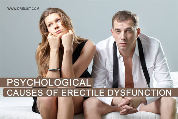 Psychological Causes Of Erectile Dysfunction Image