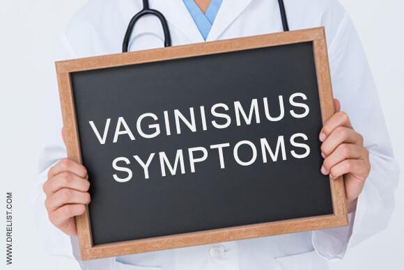 Vaginismus Symptoms Image