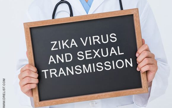 Zika Virus And Sexual Transmission Image