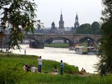 Stadfest Dresden Picknick