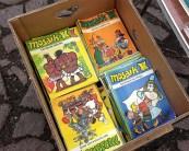 DDR Comics Elbeflohmarkt