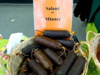 Salami für Männer