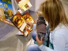 Prospekte Reisemesse
