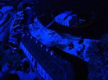 Panometer in der Nacht