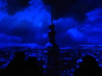Panometer Nachtansicht