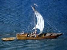Schiff im Panometer
