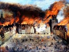 Dresden brennt