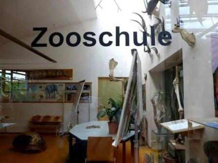 Zooschule Zoo Dresden