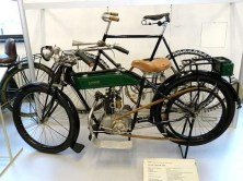 Vergleich Fahrrad Motorrad
