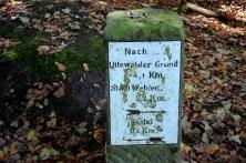 Ausflugsziel Bastei und Felsenburg Neurathen in der Sächsischen Schweiz Wegweiser