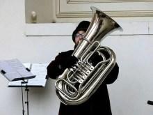 Weihnachtsmarkt Dresden Tuba