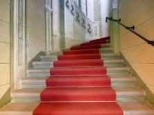 Roter Teppich Schloss Rammenau