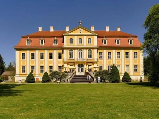 Ausflugsziel Schloss Rammenau