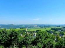 Ausblick Schloss Augustusburg