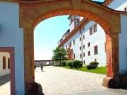 Tor Schloss Augustusburg