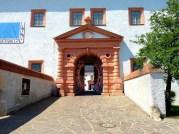 Eingang Schloss Augustusburg