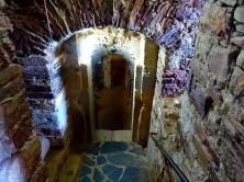 Treppenstufen zum Keller