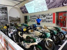 DKW Sport Ausstellung Schloss Augustusburg