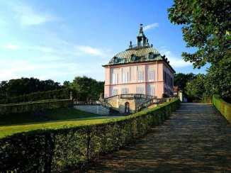 Ausflugsziel Fasanenschlösschen Moritzburg