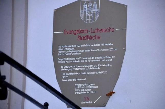 Evangelisch-Lutherische Stadtkirche