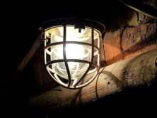 Untertage Lampe