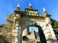 Eingang Burg Scharfenstein